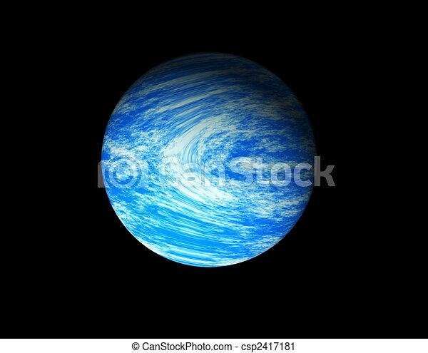 pianeta blu - csp2417181
