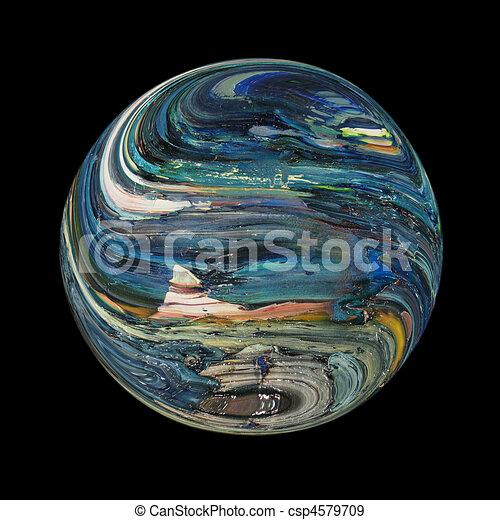 pianeta, sconosciuto - csp4579709