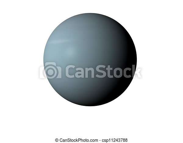 pianeta, urano - csp11243788