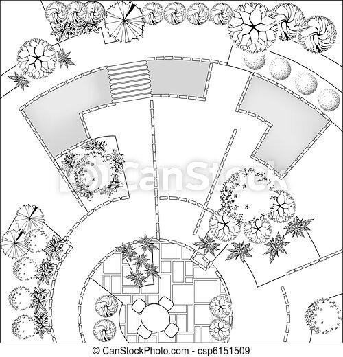 piano, paesaggio - csp6151509