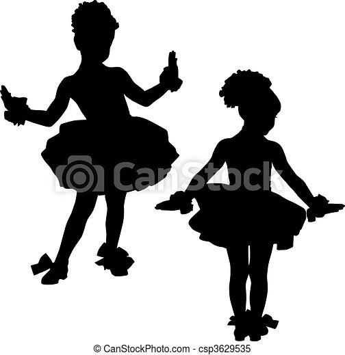 piccolo, ballerine - csp3629535