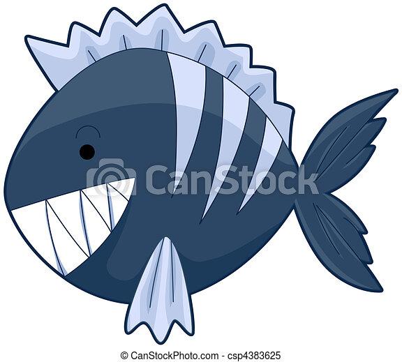 piranha - csp4383625