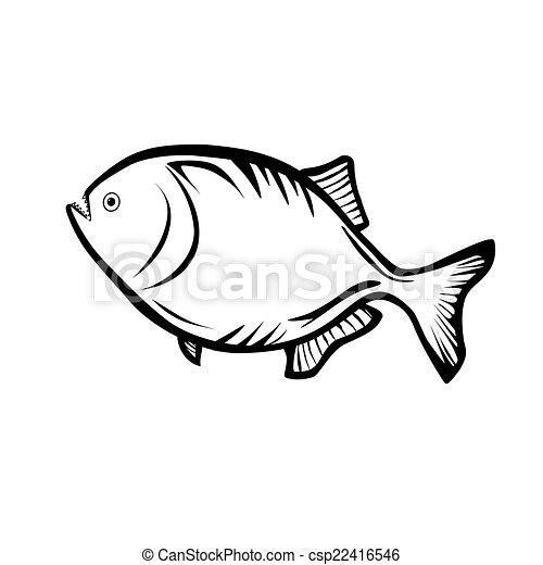 piranha - csp22416546