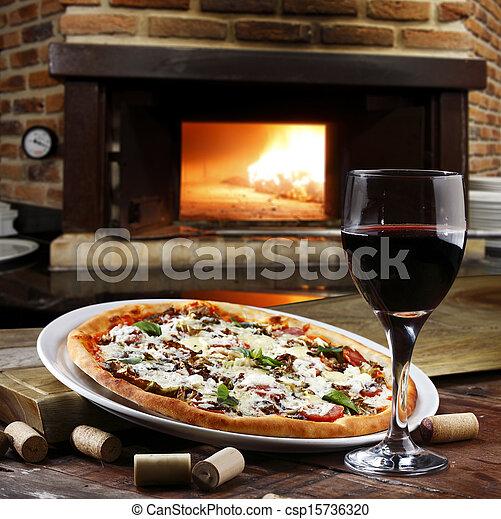 pizza - csp15736320