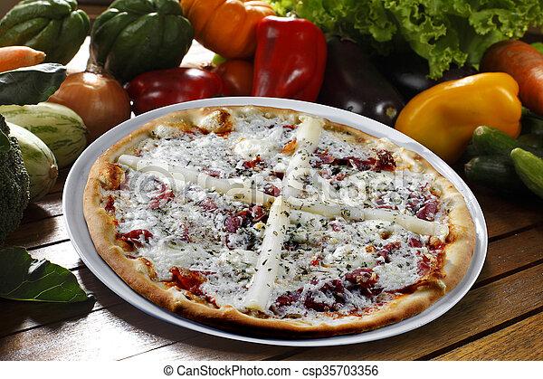 pizza - csp35703356