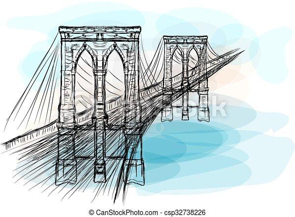 ponte brooklyn - csp32738226