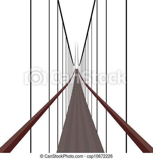 ponte sospeso - csp10672226