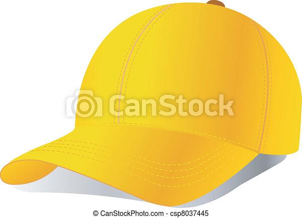 protezione baseball, vettore - csp8037445