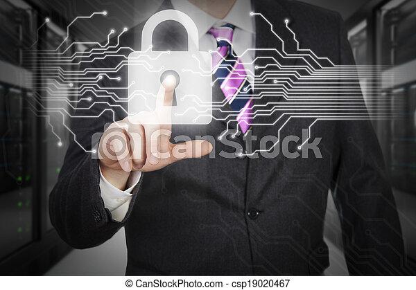 protezione, dati - csp19020467