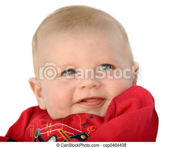 ragazzo bambino, felice - csp0464438