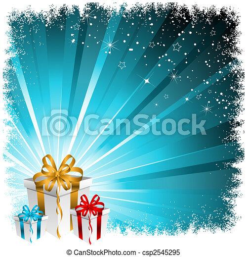 regali natale - csp2545295