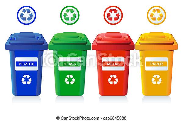 riciclaggio, bidoni - csp6845088