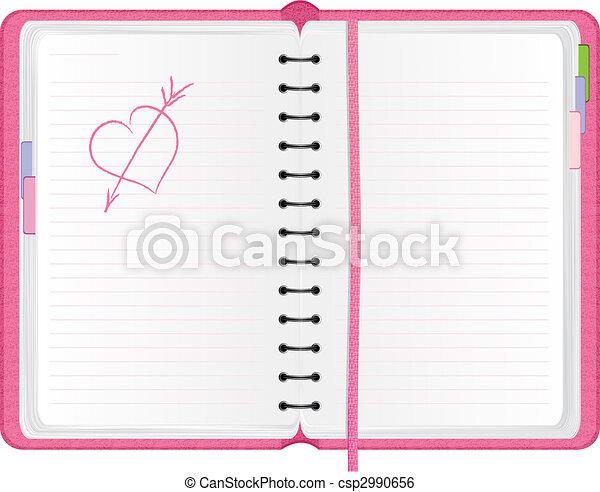 rosa, ordine del giorno - csp2990656