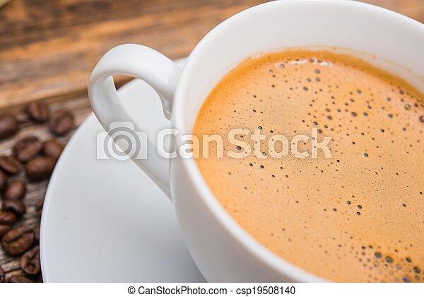 rottura, caffè, saporito - csp19508140