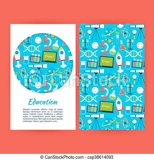 sagoma, educazione, bandiera - csp38614093