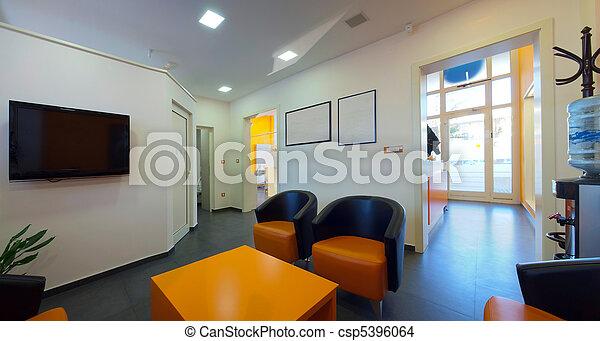 sala d'attesa - csp5396064