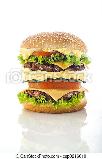 saporito, hamburger - csp0216010