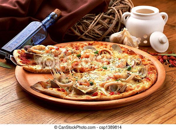 saporito, pizza - csp1389814