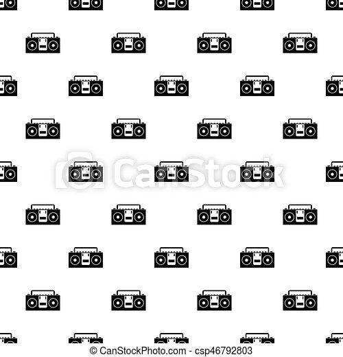 scatola, modello, vettore, disco, cd - csp46792803
