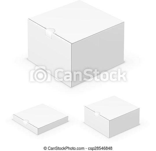 scatole, set - csp28546848