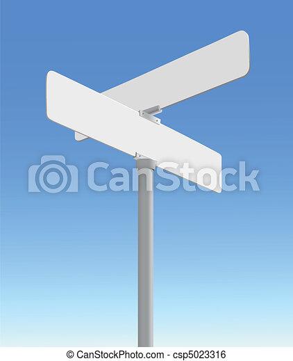 segnale stradale - csp5023316