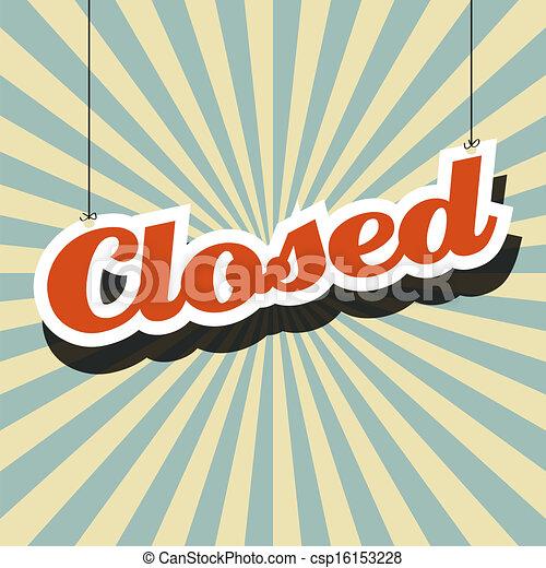 segno closed - csp16153228
