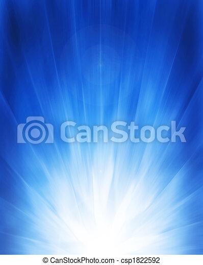 sfondo blu - csp1822592