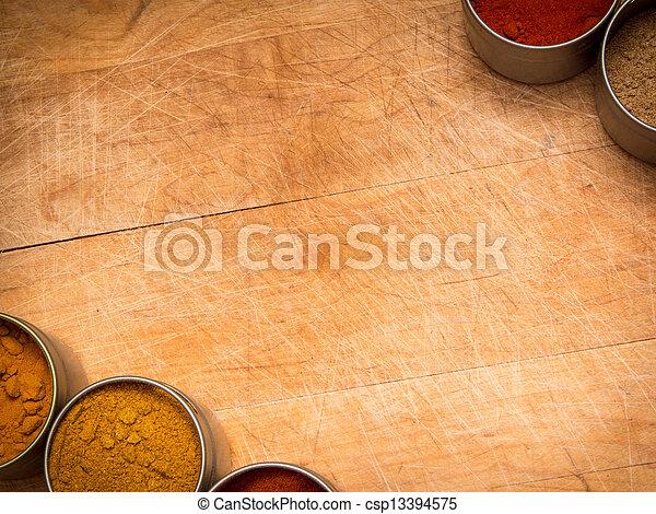 sfondo cibo - csp13394575
