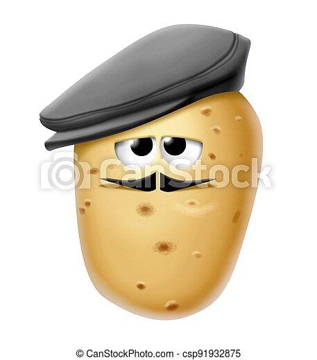 siciliana, patata - csp91932875