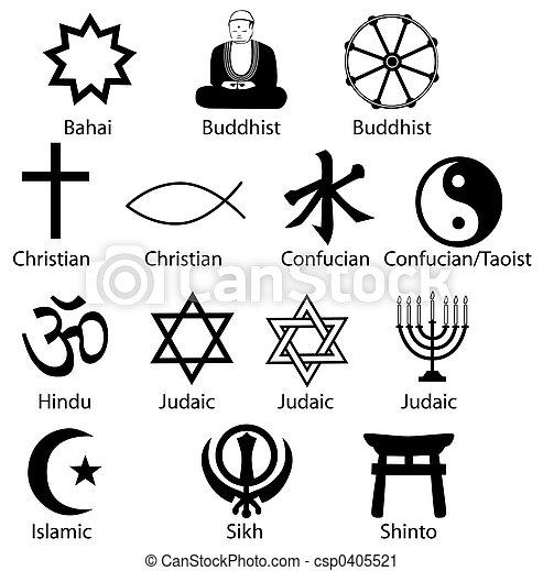 simboli, religioso - csp0405521