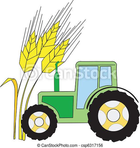 simbolo, agricoltura - csp6317156