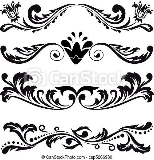 simmetrico, 3, set, ornamenti - csp5266980