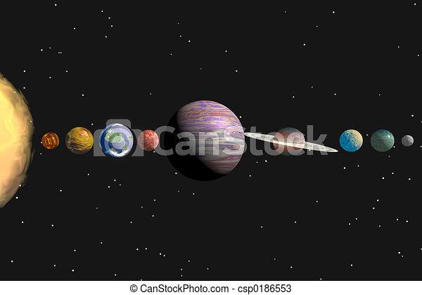 sistema, solare - csp0186553