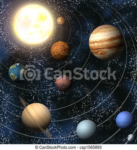 sistema, solare - csp1565893
