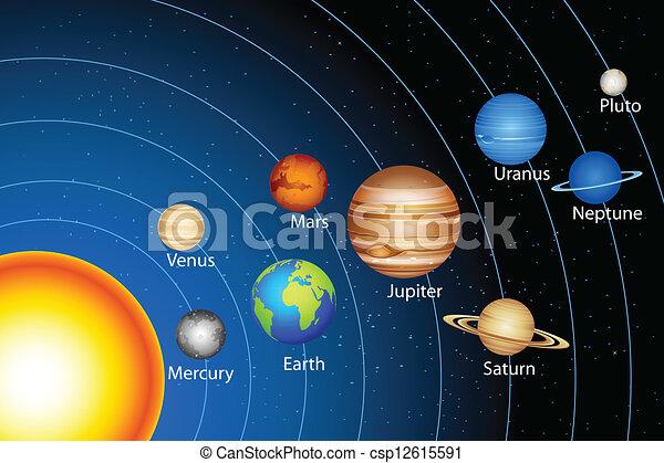 sistema, solare - csp12615591