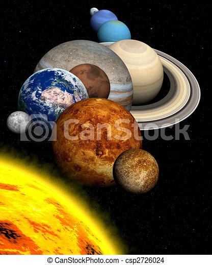 sistema, solare - csp2726024