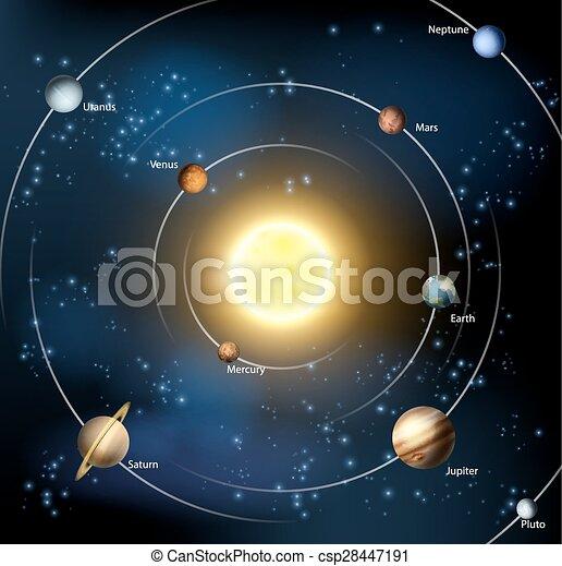 sistema, solare - csp28447191