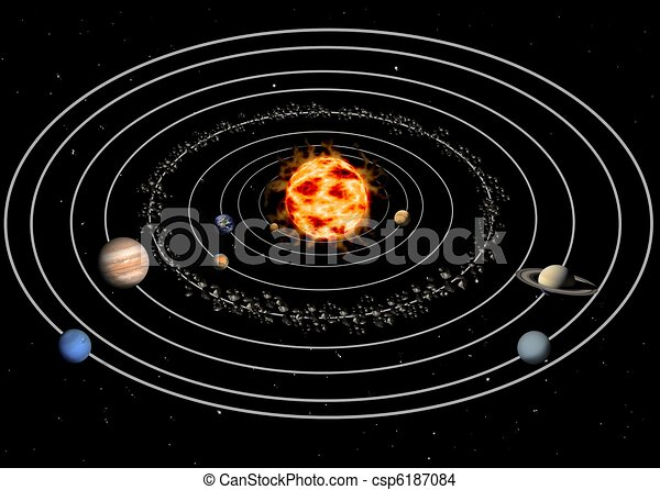 sistema, solare - csp6187084