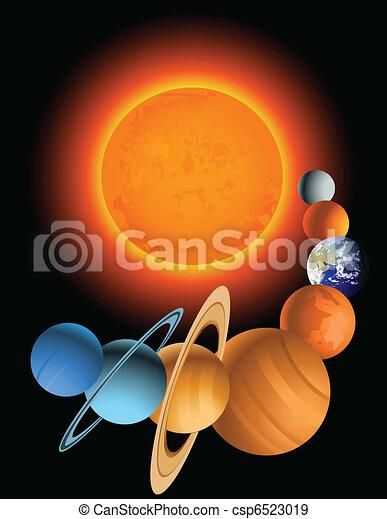 sistema, solare - csp6523019