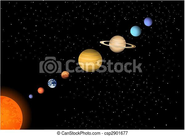 sistema, solare - csp2901677