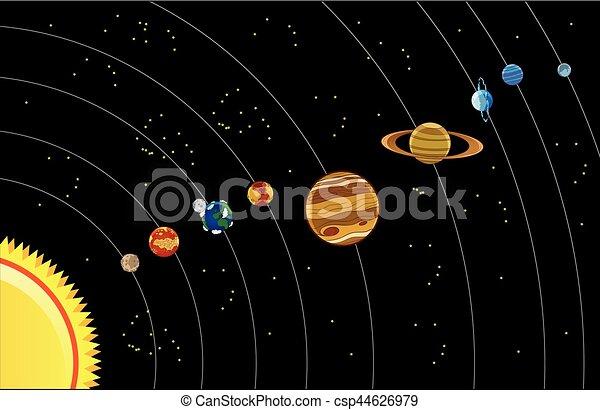 sistema, solare - csp44626979