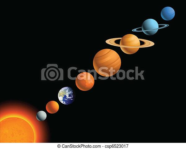 sistema, solare - csp6523017