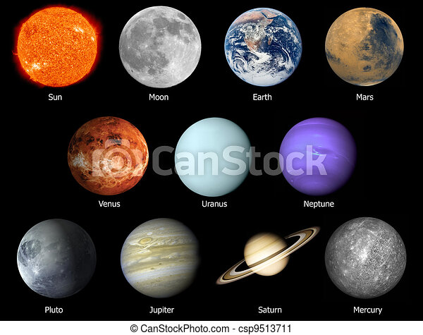 sistema, solare, nome - csp9513711