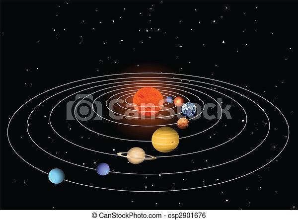 sistema, solare - csp2901676
