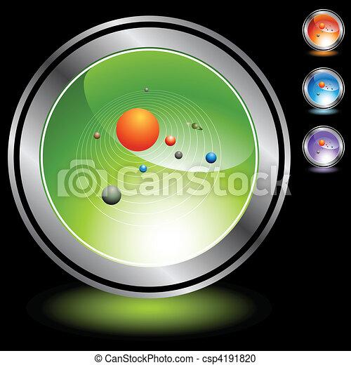 sistema, solare - csp4191820