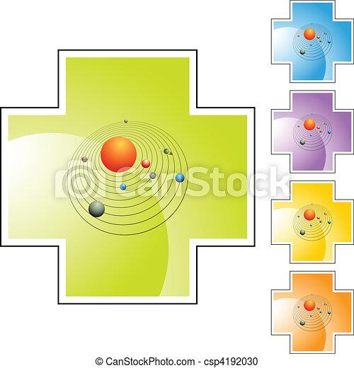 sistema, solare - csp4192030