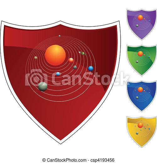 sistema, solare - csp4193456
