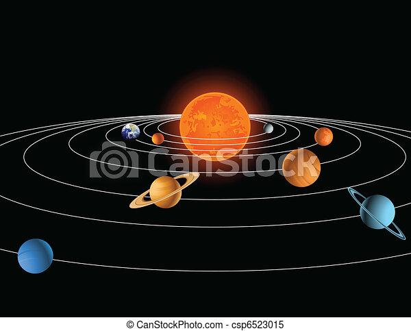 sistema, solare - csp6523015