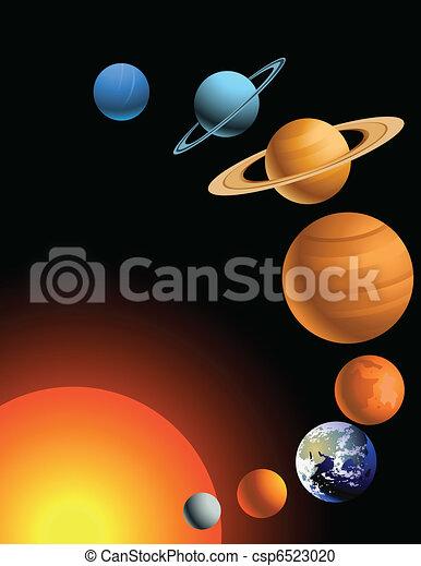 sistema, solare - csp6523020