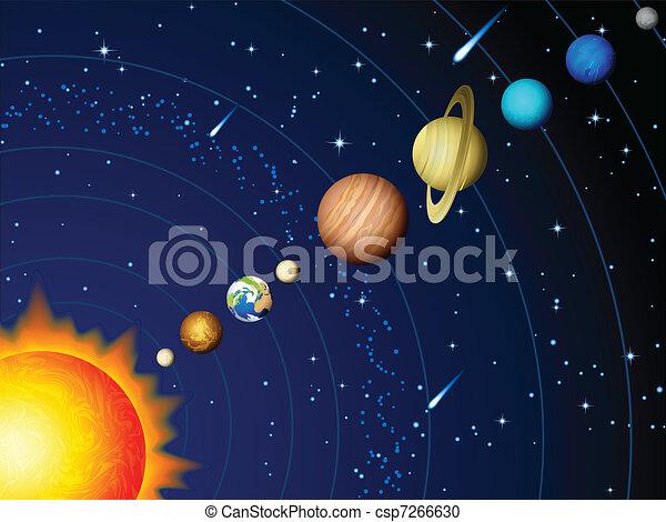 sistema, solare - csp7266630